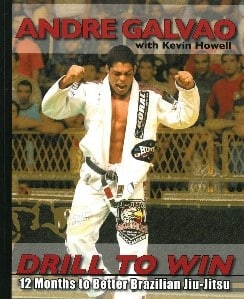 Andre Galvao - Drill To Win cover