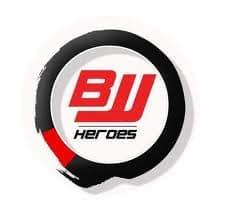 BJJ Heroes Logo